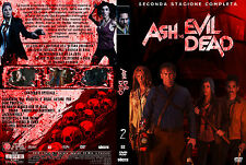 ASH VS EVIL DEAD STAGIONE 2 IN ITALIANO COFANETTO SERIE TV