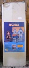 VINTAGE NB180 NEWBERG WOODEN MANSION  DOLL HOUSE KIT