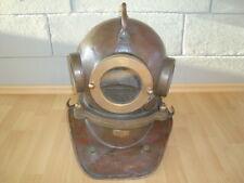 Soviet Original russian 3-bolt Diving Helmet(casque,escafandra) made in 1984