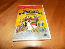 James Marshalls Cinderella & More Beloved Fairy Tales Scholastic Storybook DVD