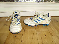 ADIDAS PREDATOR FOOTBALL BLADES BOOTS SIZE 1 GOOD CONDITION