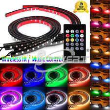 7 Colorful Sotto tubo al neon auto striscia luminosa a LED sottoscocca Underglow