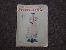 Praktische Damen- und Kindermode Heft 5/1937 von W. Vobach & Co. GMBH