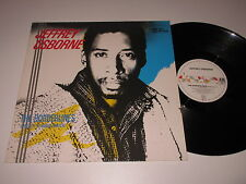 MaxiSingle/JEFFREY OSBORNE/THE BORDERLINES/A&M 392006-1