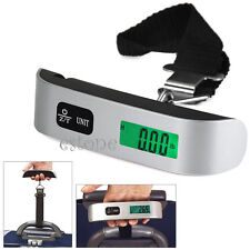 Portable 50kg/10g Electronic Hanging Fishing Digital Pocket Luggage Hook Scale@C