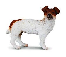 New CollectA Jack Russel Terrier Pet Dog Figure 88080 -  FREE UK DELIVERY !