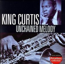 CURTIS,KING-UNCHAINED MELODY  CD NEW