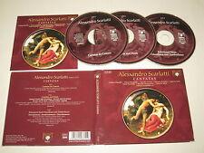 A.SCARLATTI/CANTATAS(BRILLIANT CLASSICS/93355)3xCD ALBUM