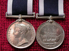 Replica Copy Victorian Royal Naval Long Service Good Conduct Medal
