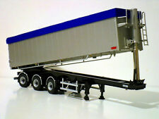 WSI TIP TRAILER VOLUME(KIPPER) 3 AXLE,1:50 DIECAST