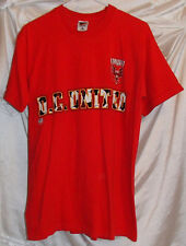 DC United MLS Red Soccer Cotton T-Shirt Mens Size Large