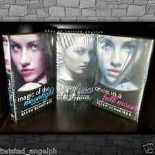 Complete Full Moon Series by Ellen Schreiber [3 Books in Hardcover]