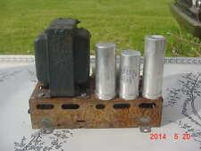 Vintage 1950's Motorola Vacuum Tube Amp Power Radio Amplifier Audio Guitar