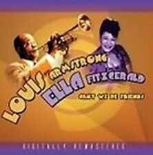 NEW CD.L.Armstrong & Ella Fitzgeral-Can't We Be Friends.Last Of Stock!