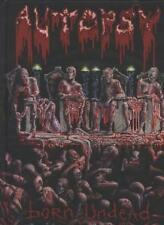 Autopsy - Born Undeadl  (DVD)  NEW/Sealed !!!  5 Hours Running Time!