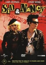 Sid & Nancy DVD BRAND NEW & SEALED DVD