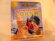 Sand Castle Bash : Counting from 1 To 10 by Hunter McKown (2009, Board Book)