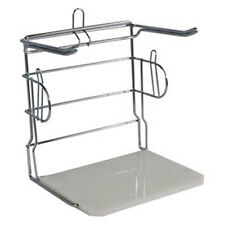 Multi Uses Retail Store Display T-Shirt Bag Holder Rack Lot Of 2 Finish NEW