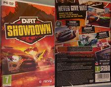 DiRT Showdown Codemasters PC Spiel RAM Autospiel Rennspiel Fahrzeugspiel Neu OVP