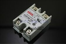 1pcs Solid State Relay SSR-60 DD DC-DC 60A 3-32VDC/5-60VDC