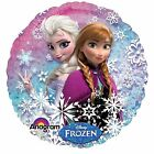 1 x DISNEY FROZEN FOIL BALLOON 45cm Holographic Mylar Balloons Party Decorations