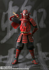 Bandai Marvel Meisho Manga Realization Samurai Spider Man IN STOCK USA