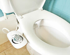 Toilet Bidet, Cold Water Bidet, UK, non-electric seat spray wash mini attachment