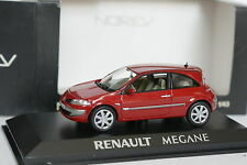 Norev 1/43 - Renault Megane 2003 Coupe rouge