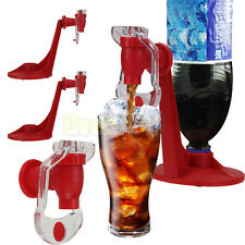 2x Fizz Soda Saver Dispenser Bottle Drinking Water Dispense Machine Gadget