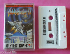 Commodore 64 C64 - Mastertronic SIDEWINDER II 2 1989 *NEW