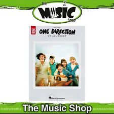 New One Direction 'Up All Night' Music Book for Easy Piano - 1D