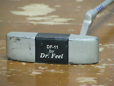 """Feel Golf DF-11 by Dr Feel 35"""" Putter Very Nice!!"""