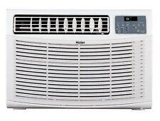 New Large Haier 18,000 BTU High Effeciency Air Conditioner 230V AC Window Unit