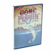 Expedition One Gone Fishing Skateboard DVD New