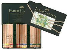 Faber Castell Farbstift PITT PASTEL 60er Metalletui