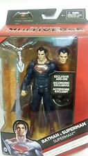 "DC Comics Multiverse Batman vs Superman Heat Vision SUPERMAN 6"" figure Exclusive"