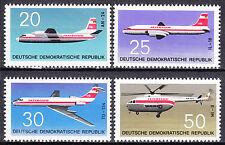 DDR 1969 Mi. Nr. 1524-1527 Postfrisch ** MNH