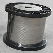 "Kanthal D Ribbon resistance heating flat wire 0.5X0.1mm / .020*.004"" 25m/ 82 ft"