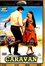 CARAVAN - Asha Parekh, Jeetendra - NEW ORIGINAL BOLLYWOOD DVD - FREE UK POST