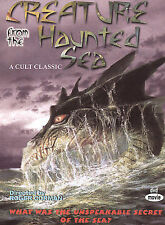 Creature from the Haunted Sea, Good DVD, Beech Dickerson, Antony Carbone, Edward
