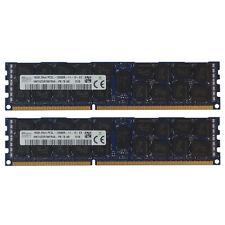 32GB Kit 2x 16GB DELL POWEREDGE T410 T610 R610 R710 R715 R810 R720xd Memory Ram