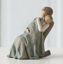 Willow Tree Figurine The Quilt Mother & Baby NEW 14374