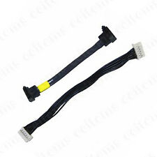 Power SATA Data Ribbon Cable Cord Set Replacement For Xbox 360 DVD Rom Drive