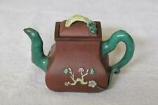 Antique Chinese Yixing Pottery Teapot Lot 585