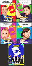 IMPRACTICAL JOKERS QUOTABLES Promo Cards Sealed Set - Joe, Sal, Murr, Q