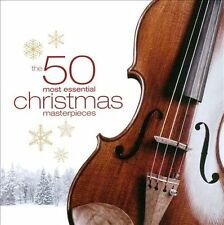 50 Most Essential Christmas Masterpieces, New Music