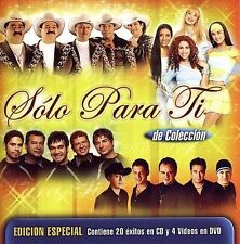 NEW - Solo Para Ti De Coleccion by Various Artists