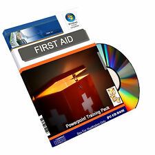 First Aid At Work Appointed Person Health Safety Powerpoint Training Course CD