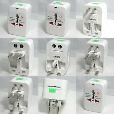 Universal All in One World Travel Adapter Surge Protector Charger Plug