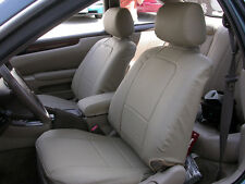 LEXUS SC400 SC300 1992-1998 IGGEE S.LEATHER CUSTOM SEAT COVER 13COLORS AVAILABLE